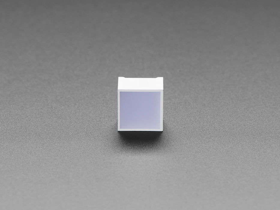 Odseven Diffused Red Indicator LED - 15mm Square
