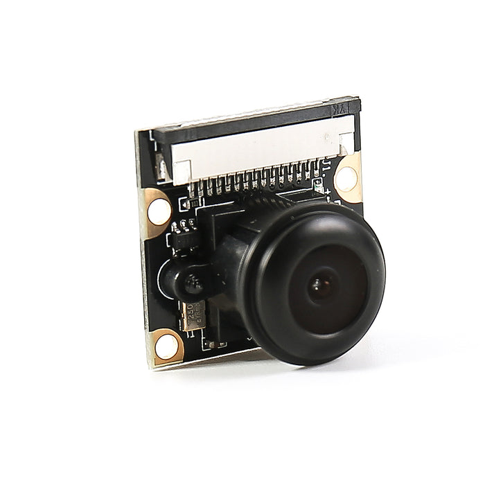 Odseven Raspberry Pi 3 3B Camera Board - Fisheye 160° Lens (5MP)