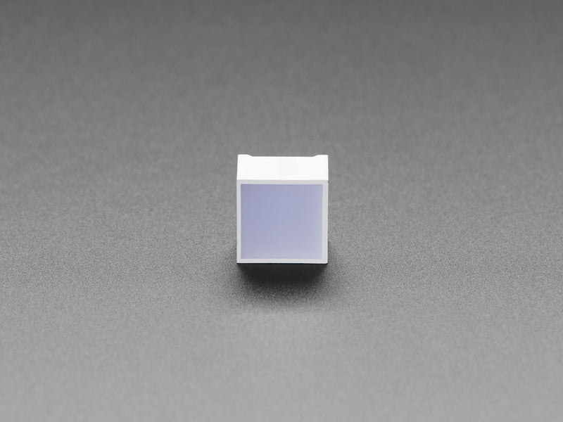 Odseven Diffused Blue Indicator LED - 15mm Square