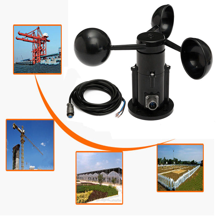 Odseven Anemometer Wind Speed Sensor w/Analog Voltage Output Wholesale