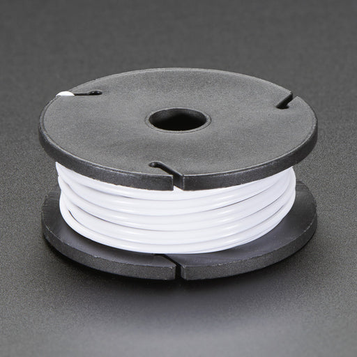 Odseven Solid-Core Wire Spool - 25ft - 22AWG - White Wholesale
