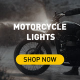 Motorcycle LED Headlight