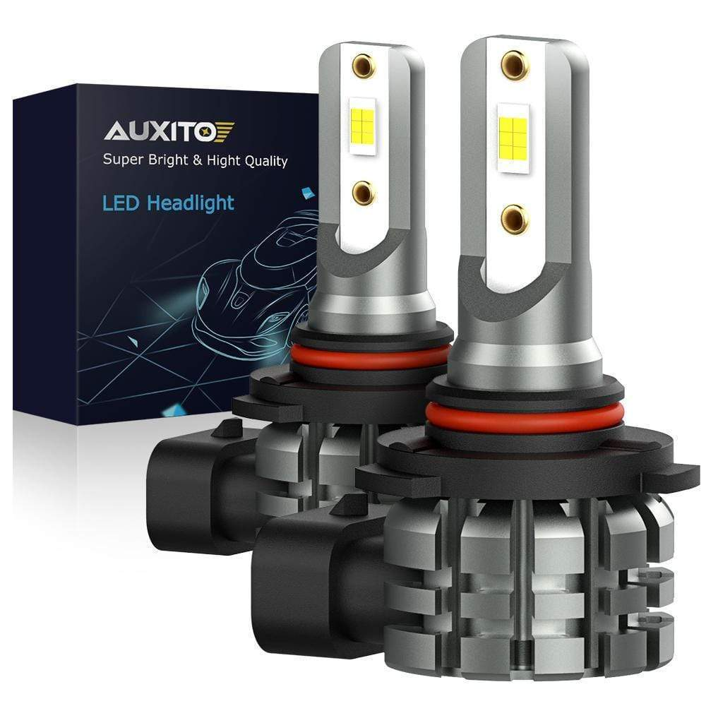 AUXITO For 2018-2019 Ford F150 LED Fog Light No Polarity Super White L3 Series 4000LM 6000K