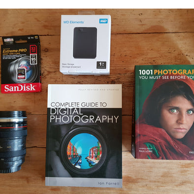 Photographer's gift box