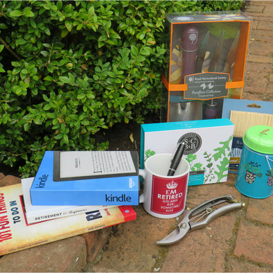 Ultimate retirement gift box for gardening enthusiasts