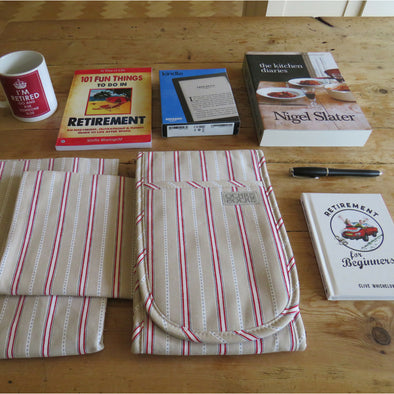 Ultimate retirement gift box for cooking enthusiasts