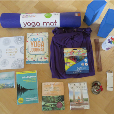 Yoga & Wellbeing Kit: Ultimate