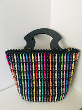 Multiple colors, Handcrafted Beaded Handbag.