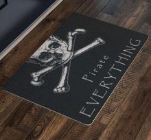 Load image into Gallery viewer, Pirate Everything Floor Mat