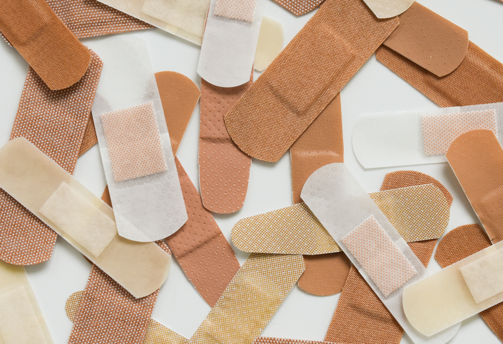 3 Alternatives If You're Allergic To Band-Aids