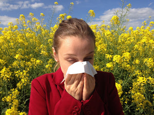 3 Natural Allergy Treatment Methods