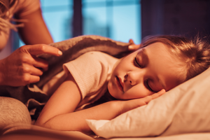 Help Your Child Sleep Through Eczema