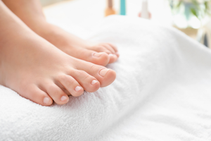Skin Peeling Between the Toes: What It Means