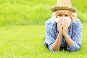 Coping With Grass Allergy