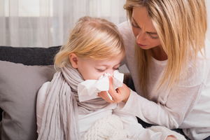 Parents' Role in Managing Children with Allergies