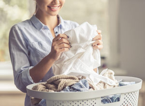3 Laundry Tips for People with Eczema