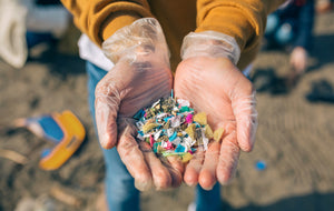 MICROPLASTICS: Invisible but everywhere