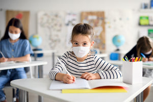 Back To School? Here Are The 5 Things You Should Consider When Buying Face Masks For Kids