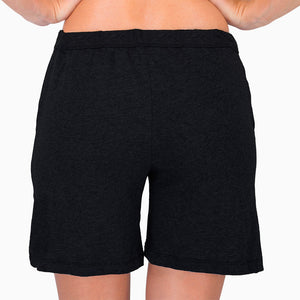 Women's Lounge Short ( Black )