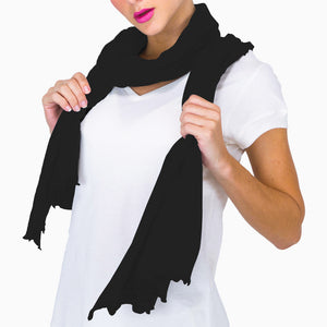 Women's Hypoallergenic Shawl ( Black )