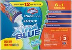 Clorox Pool&Spa Shock Xtra Blue, 12-Pound 33012CLX 12-Pack