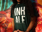 Inhale, Exhale Tee