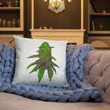 Bud Pillow - Double Sided Print