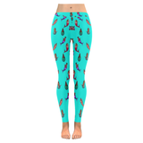 Squad Aqua Leggings