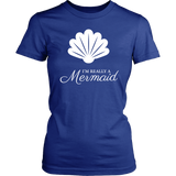 Really a Mermaid Women's Soft Tee