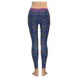 Selena Leggings Blue
