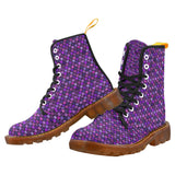 Men's Mermaid Scale Boots