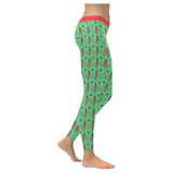 Gina Leggings-Green
