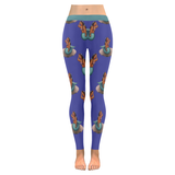 Serena Leggings Deep Blue