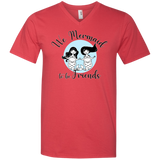Mermaid to Be Friends Premium Unisex V-Neck