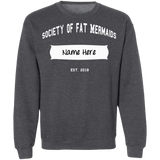 Personalized SOFM Est 2018 Sweatshirt White Text