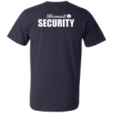 Mermaid Security Premium Unisex V-Neck