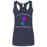 Big Flukes Women's Fit Racerback Tank