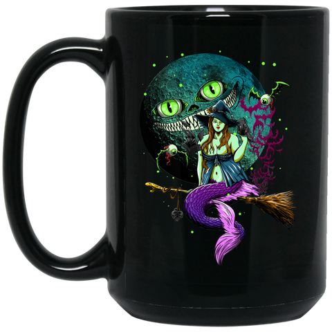 Witchy Fishy 15 oz. Mug