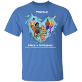 Merfolk Make A Difference Dorian Basic Unisex