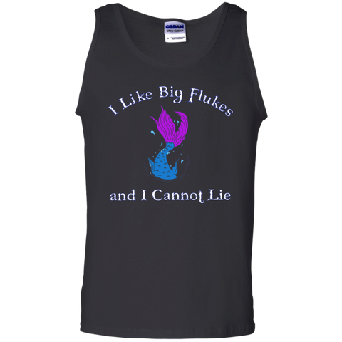 Big Flukes Unisex Cotton Tank Top