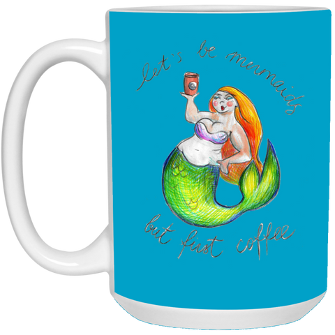 But First Coffee 15 oz. Mug