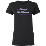 Vintage Sparkle Basic Women's Fit Tee