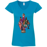 Squad Women's Fitted V-Neck