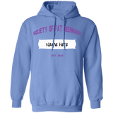 Personalized SOFM Est 2018 Hoodie