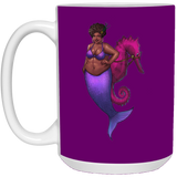 Lisette Society of Fat Mermaids 15 oz.Mug