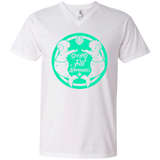 SOFM Signature Green Unisex V-Neck