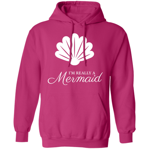 Really a Mermaid Hoodie