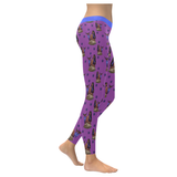 LuLu Leggings Purple