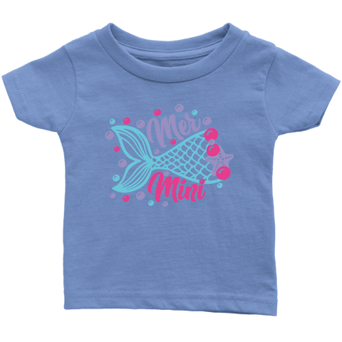 Mer Mini Infant Tee