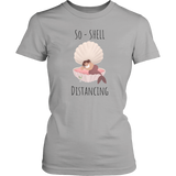 So-Shell Distancing Cell Soft Fit Women's Tee